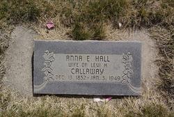 Anna Elizabeth <i>Hall</i> Callaway