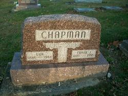 Eva <i>Gillespie</i> Chapman
