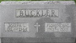Marie Florence <i>Cecil</i> Buckler