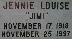 Jennie Louise Jimi <i>Page</i> Clark