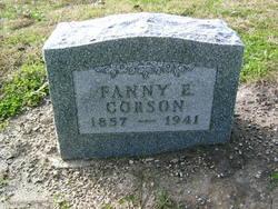 Fanny E. Corson