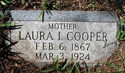 Laura E. <i>Spier</i> Cooper
