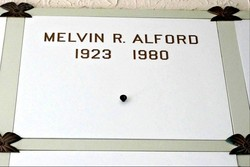 Melvin R Alford