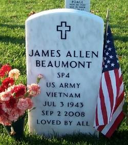 James A Beaumont