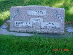 Patricia A Leid