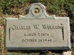 Charles Wilson Wulfjen, Sr