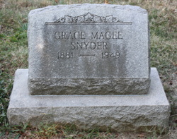 Grace Magee Snyder