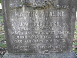 Martha Adeline <i>Smith</i> Thornburgh