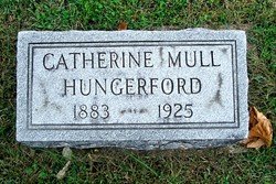 Catherine Katie <i>Mull</i> Hungerford