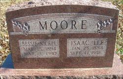 Isaac Lee Ike Moore