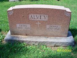 Janna B Jennie <i>Ayers</i> Alvey