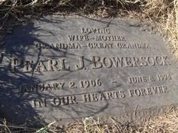 Pearl <i>Jeffery</i> Bowersock