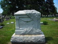 Elizabeth Lizzie B <i>Harned</i> Arrasmith