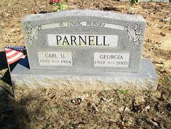 Carl Utah Parnell