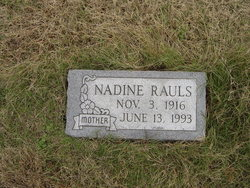 Nadine Rauls