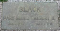 Mary Belle <i>Aylsworth</i> Slack