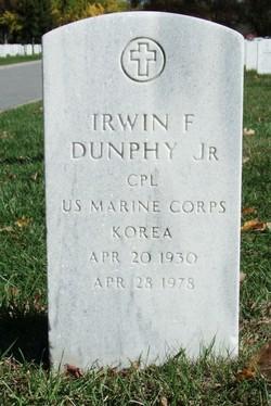 Irwin F Dunphy, Jr