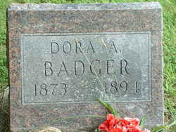 Dora A <i>Shinn</i> Badger