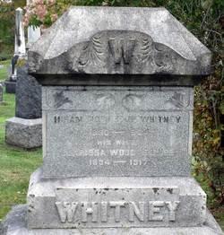 Clarissa Wood <i>Squire</i> Whitney