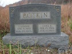 Lura V. <i>Pullin</i> Botkin