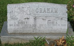 Harry P. Hoss Graham