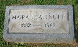 Maira Louisa Allnutt