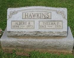 Thelma P. Hawkins