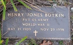 Henry Jones Botkin
