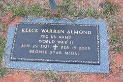 Reece Warren Almond