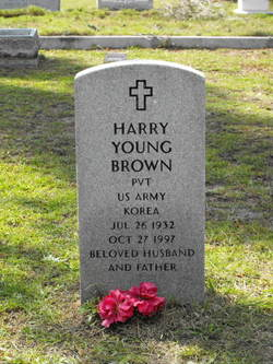 Harry Young Brown