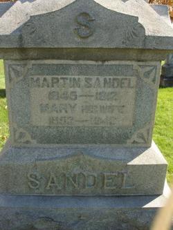 Mary <i>Lapp</i> Sandel