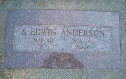S Edwin Anderson