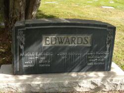 Eliza Hughes <i>McFarland</i> Edwards