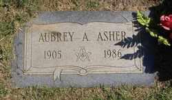 Aubrey Alton Asher