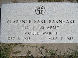 Clarence Earl Barnhart