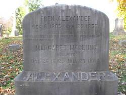 Margaret <i>McClung</i> Alexander