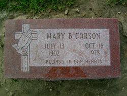 Mary B. Corson