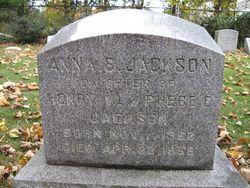 Anna Suydam Jackson