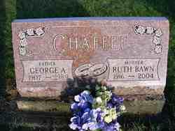 Ruth <i>Bawn</i> Chaffee