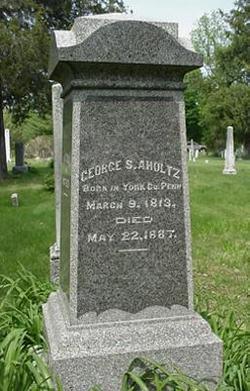 George S Aholtz
