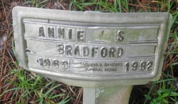 Annie Sabrina Bradford
