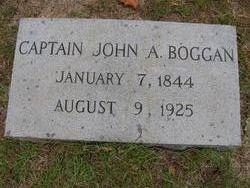 Capt John A. Boggan