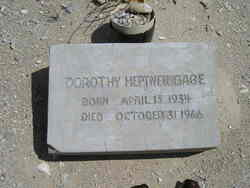 Dorothy Gage