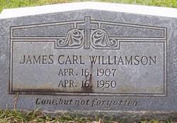 James Carl Williamson