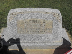 Lieut Newell G Shepherd