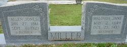 Allen Jones Miller