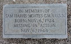Sam Harris Moates