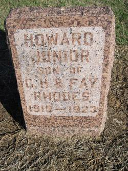 Howard Junior Rhodes