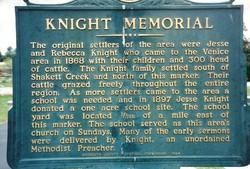 Jesse Knight Memorial Cemetery