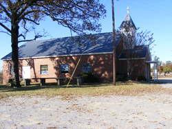 Jones Chapel Cemetery